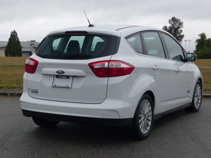 Used 2016 Ford C-Max Energi - Leather Seats - Low Mileage