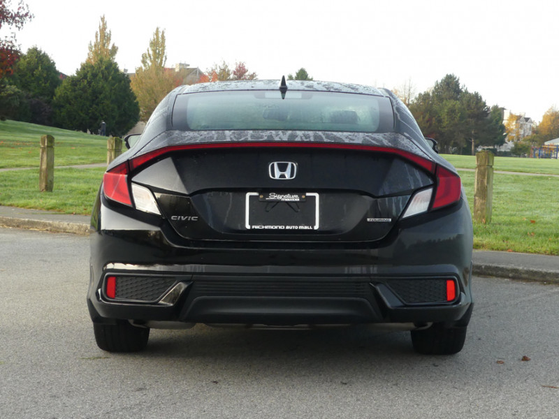 Used 2017 Honda Civic Coupe Touring - Navigation - Leather Seats