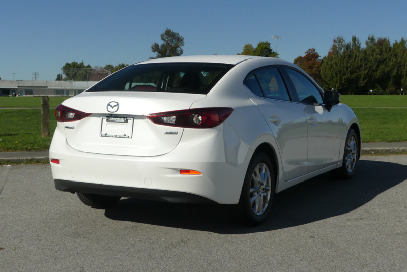 Used 2016 Mazda3 GS - Heated Seats