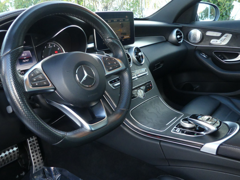 Used 2015 Mercedes Benz C-Class 4MATIC Sedan