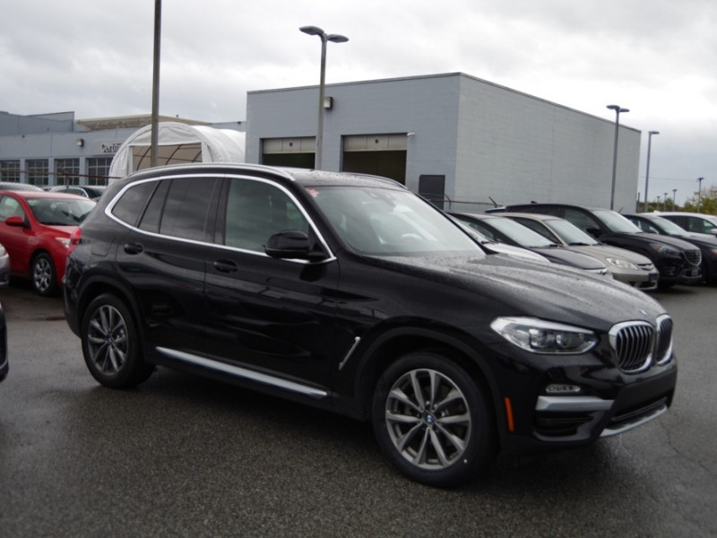 Used 2019 BMW X3 xDrive 30i Sports Activity Vehicle