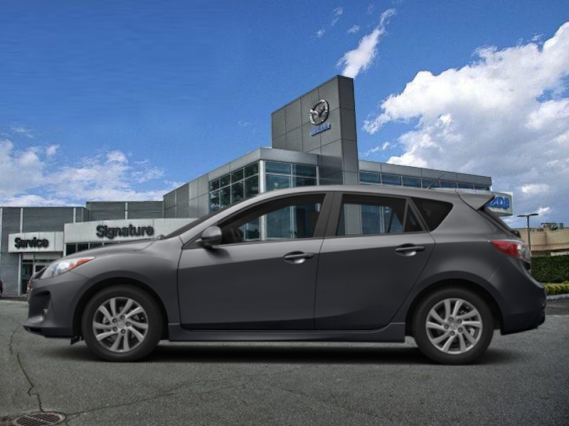 Used 2013 Mazda3 Sport GS-SKY at - Sunroof - Luxury Package