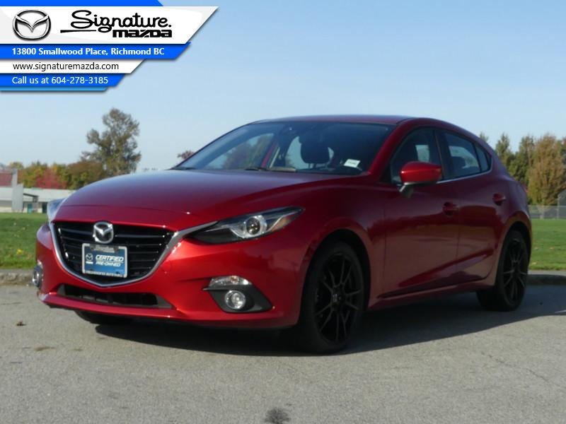Used 2016 Mazda3 Sport GT - Navigation - Sunroof
