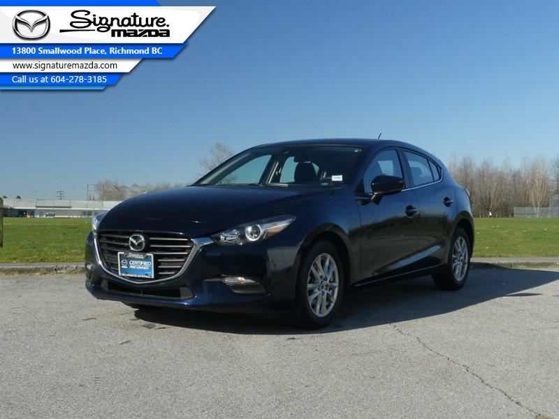 Used 2018 Mazda3 Sport GS - Heated Seats - Low Mileage