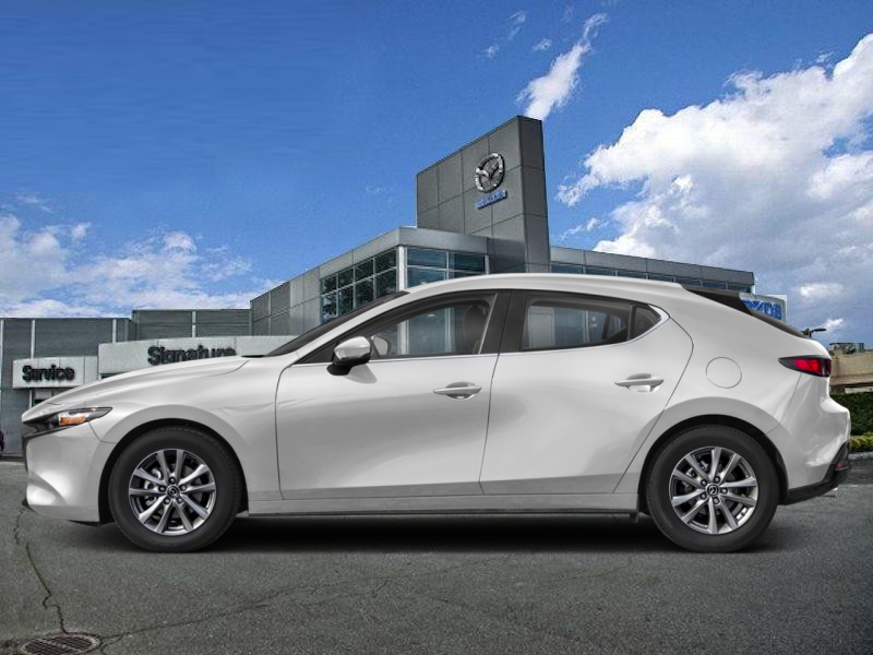 New 2020 Mazda3 GS - Luxury Package