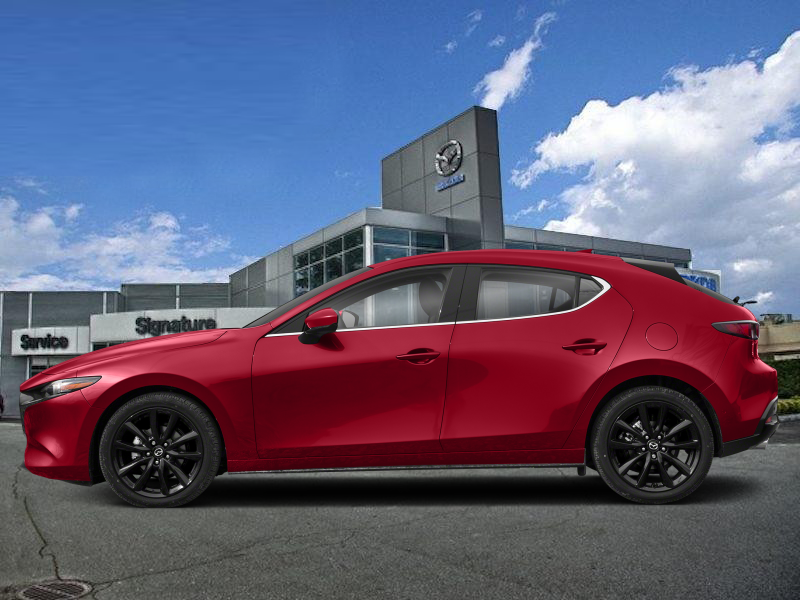 New 2020 Mazda3 Sport GT - Premium Package