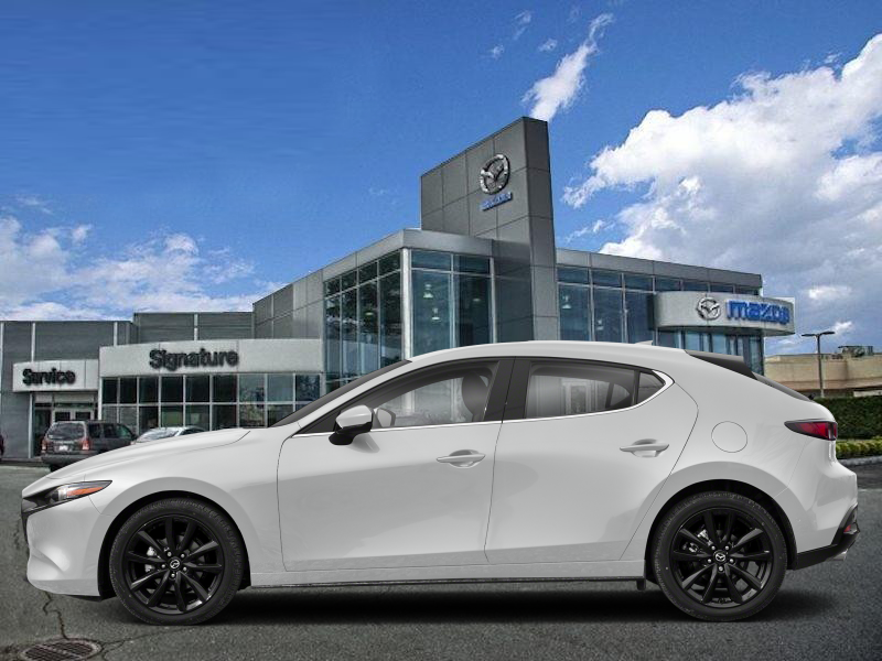 Demo 2019 Mazda3 GT - Premium Package