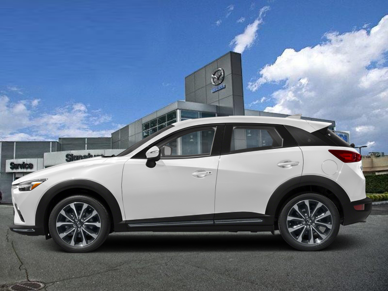New 2019 Mazda CX-3 GT - Navigation - Leather Seats