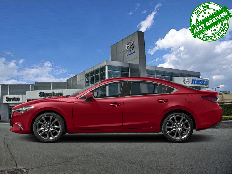 Used 2016 Mazda6 GT - Sunroof - Leather Seats