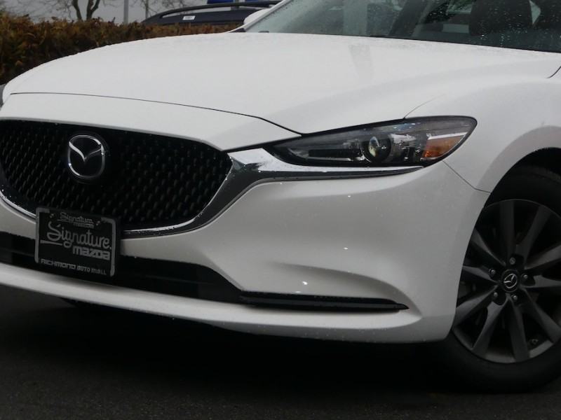 Demo 2018 Mazda6 GS-L Turbo Auto