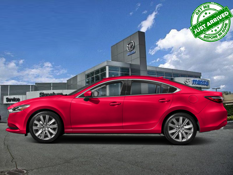 Used 2018 Mazda6 Signature at - Low Mileage