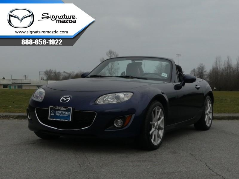 Used 2011 Mazda MX-5 GS 6sp - Low Mileage