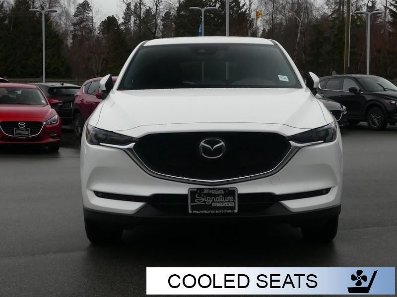 Demo 2019 Mazda CX-5 Signature Auto AWD - Navigation