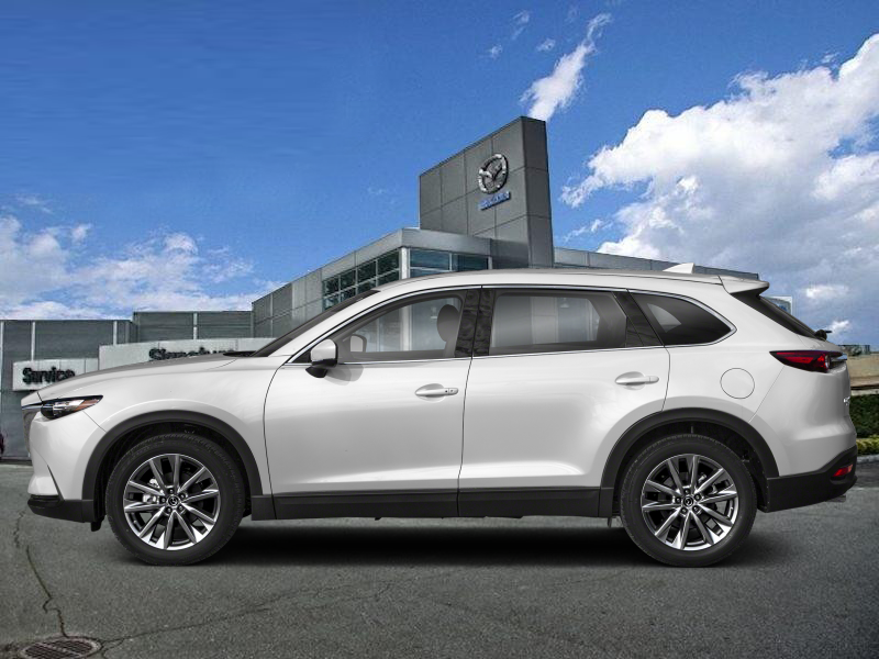 New 2020 Mazda CX-9 GS-L - Wood Grain Trim - Sunroof