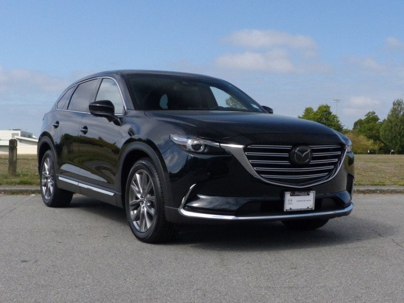 Used 2018 Mazda CX-9 Signature - Leather Seats - Heated Seats