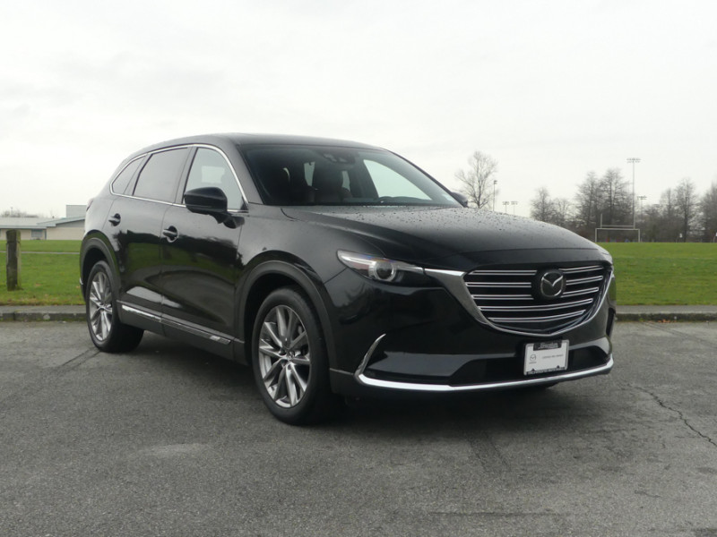 Used 2017 Mazda CX-9 Signature - Wood Trim - Navigation