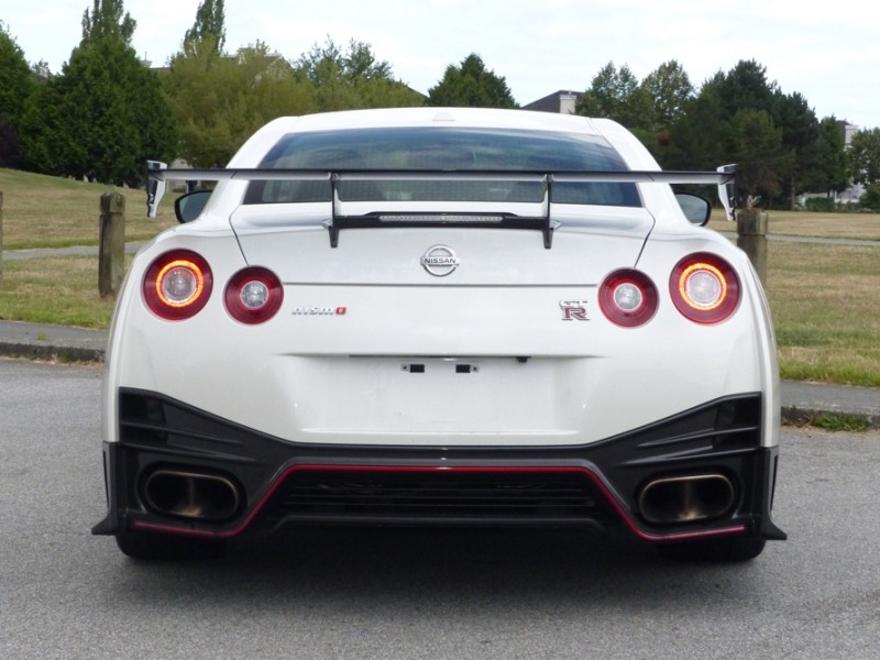 Used 2016 Nissan GT-R NISMO - Navigation - Bluetooth