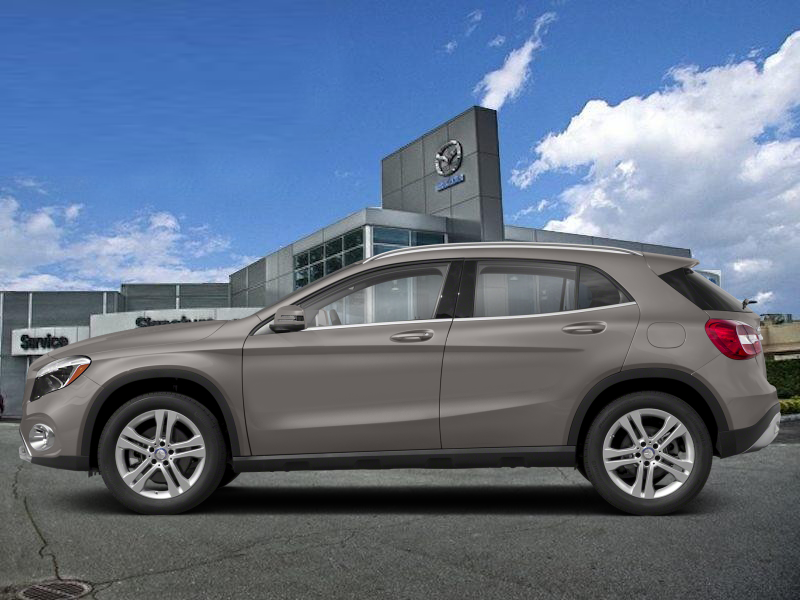Used 2018 Mercedes Benz GLA 4MATIC SUV