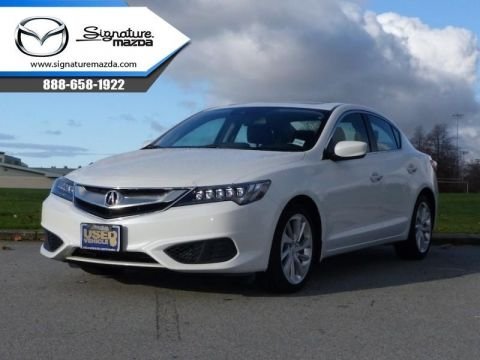 Used 2016 Acura ILX Technology - Navigation - Sunroof