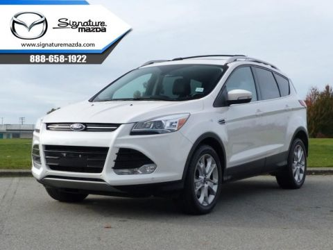 Used 2016 Ford Escape Titanium - SiriusXM