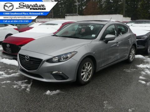Used 2016 Mazda3 Sport GS - Moonroof