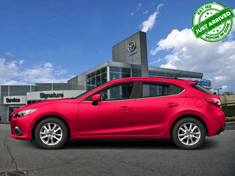 Used 2016 Mazda3 Sport GS