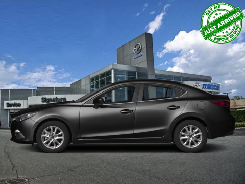 Used 2016 Mazda3 GS - Heated Seats - Low Mileage