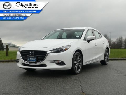 Used 2018 Mazda3 GT - Premium Package