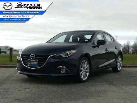 Used 2016 Mazda3 GT - Heated Seats - Low Mileage