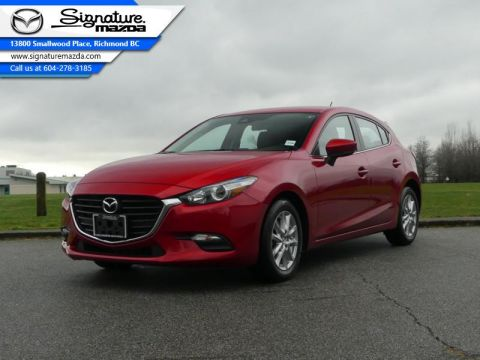 Used 2017 Mazda3 Sport GS - Heated Seats - Low Mileage
