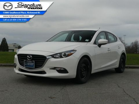 Used 2018 Mazda3 Sport 50th Anniversary Edition AT