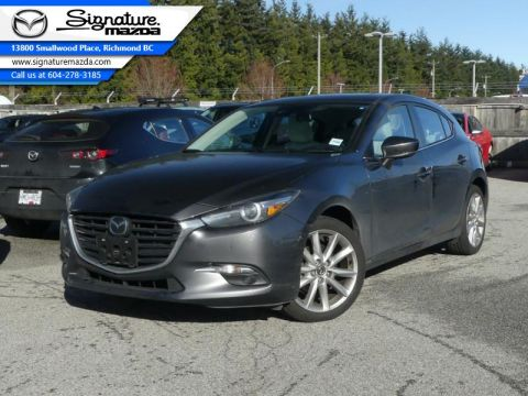 Used 2017 Mazda3 Sport GT - Premium Package - Low Mileage