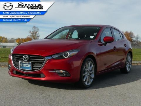 Used 2017 Mazda3 Sport GT - Sunroof - Heated Seats