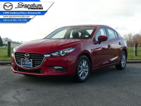 Used 2018 Mazda3 GS