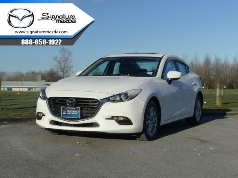 Used 2018 Mazda3 GS - Sunroof