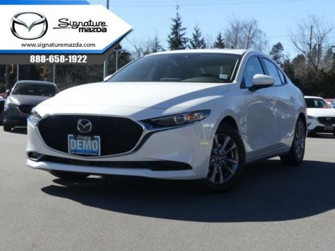 Demo 2019 Mazda3 GS Auto FWD - Luxury Package