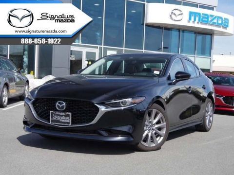 Demo 2019 Mazda3 GT Auto FWD - Premium Package