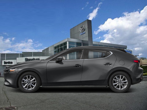 New 2020 Mazda3 Sport GS - Luxury Package