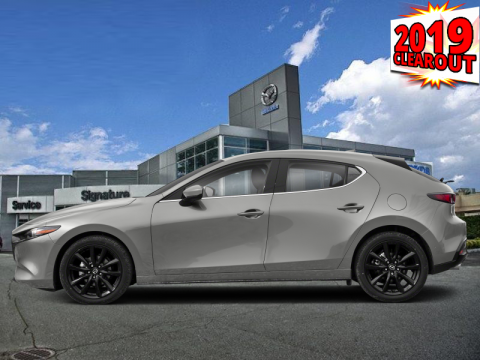New 2019 Mazda3 Sport GT Auto FWD - Premium Package