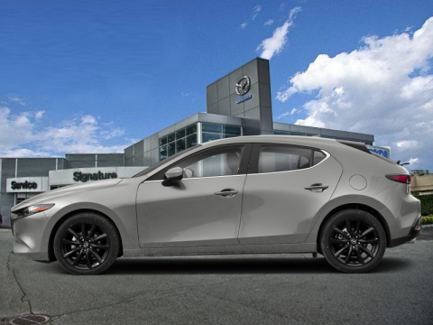 New 2019 Mazda3 Sport GT Auto FWD - Heated Seats