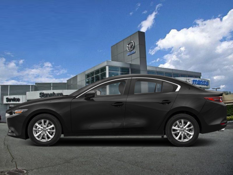 New 2019 Mazda3 GS Auto i-Active AWD - Luxury Package