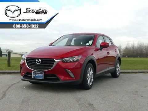 Used 2018 Mazda CX-3 GS - Heated Seats - Bluetooth