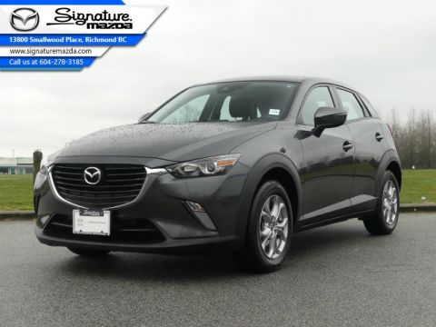 Used 2018 Mazda CX-3 GS - Luxury Package - Low Mileage