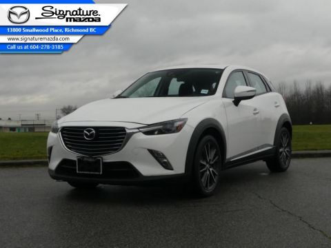 Used 2017 Mazda CX-3 GT - Head-Up Display - Sunroof