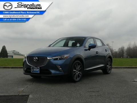 Used 2018 Mazda CX-3 GT - Leather Seats - Sunroof