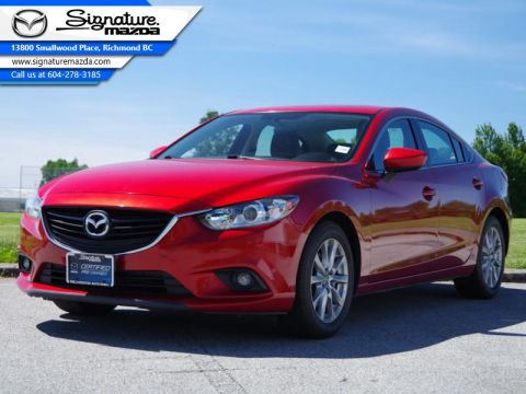 Used 2015 Mazda6 GS at