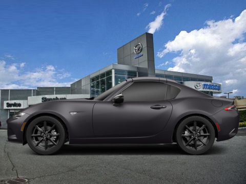 New 2019 Mazda MX-5 RF GS-P Manual - Convertible