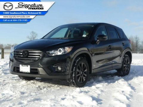 Used 2016 Mazda CX-5 GS - Sunroof - Heated Seats