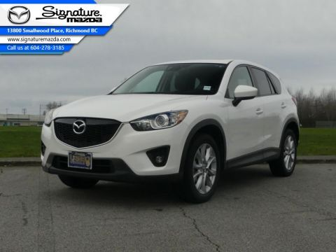 Used 2014 Mazda CX-5 GT AWD at