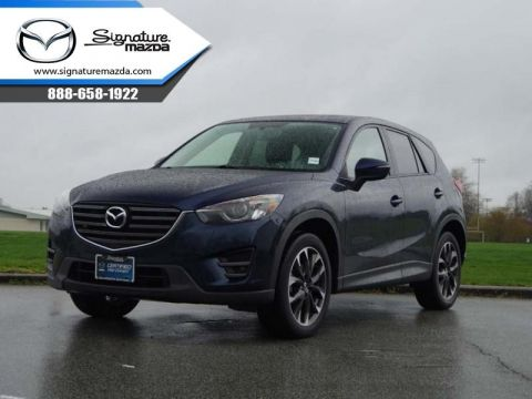 Used 2016 Mazda CX-5 GT AWD - Leather Seats - Memory Seats